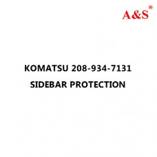 KOMATSU 208-934-7131 SIDEBAR PROTECTION