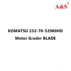 KOMATSU 232-70-52980HD Motor Grader BLADE