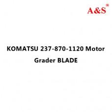 KOMATSU 237-870-1120 Motor Grader BLADE