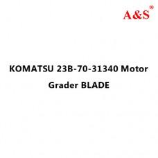 KOMATSU 23B-70-31340 Motor Grader BLADE