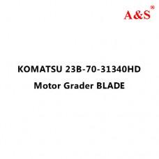 KOMATSU 23B-70-31340HD Motor Grader BLADE