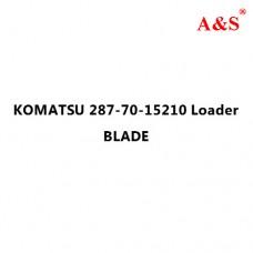 KOMATSU 287-70-15210 Loader BLADE