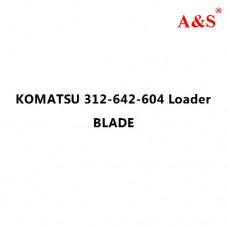 KOMATSU 312-642-604 Loader BLADE