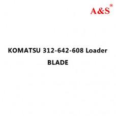 KOMATSU 312-642-608 Loader BLADE