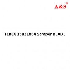 TEREX 15021864 Scraper BLADE