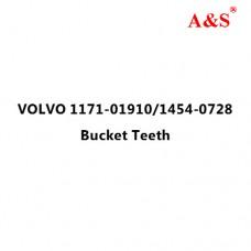 VOLVO 1171-01910/1454-0728 Bucket Teeth