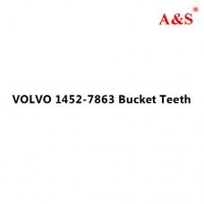 VOLVO 1452-7863 Bucket Teeth