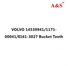 VOLVO 14539941/1171-00041/E161-3027 Bucket Teeth