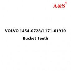 VOLVO 1454-0728/1171-01910 Bucket Teeth