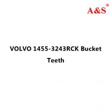 VOLVO 1455-3243RCK Bucket Teeth