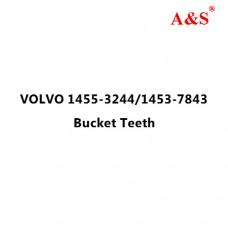 VOLVO 1455-3244/1453-7843 Bucket Teeth