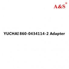 YUCHAI 860-0434114-2 Adapter