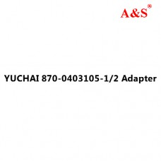 YUCHAI 870-0403105-1/2 Adapter
