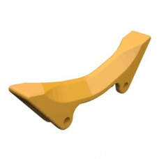 LAY-MOR LB25 Loader Sidebar Protection