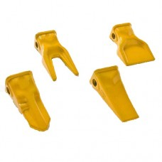 MECALAC 12MXT Loader Bucket Teeth